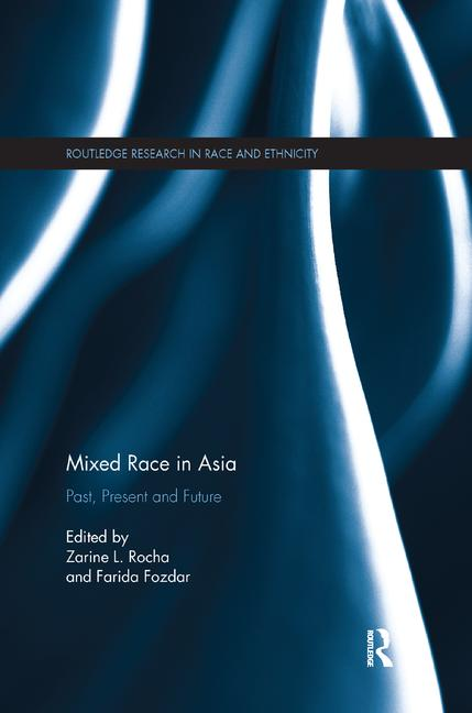 Mixed Race in Asia - book cover