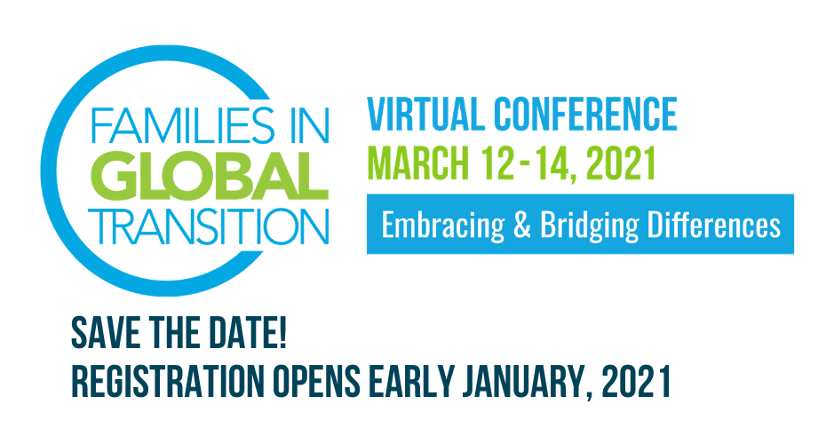 FIGT 2021 Virtual Conference. Embracing & Bridging Differences