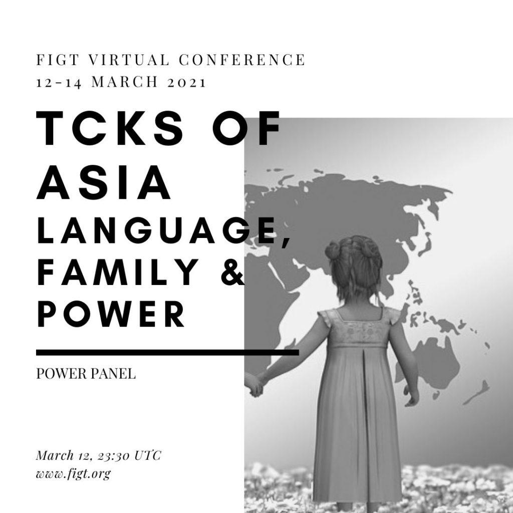 TCKs of Asia: Language, Family & Power
